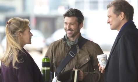 Bridget Jones's Baby (2016), Renée Zellweger, Colin Firth, Patrick Dempsey