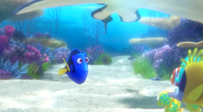 FINDING DORY (2016): The Things I Liked…