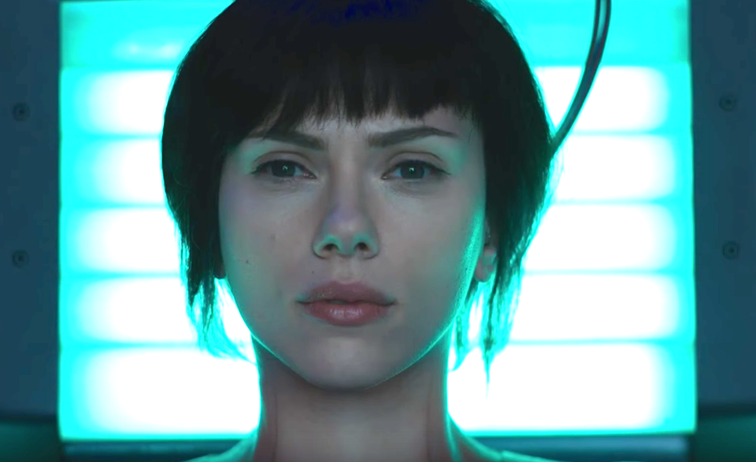Ghost In A Shell (2017), Scarlett Johansson