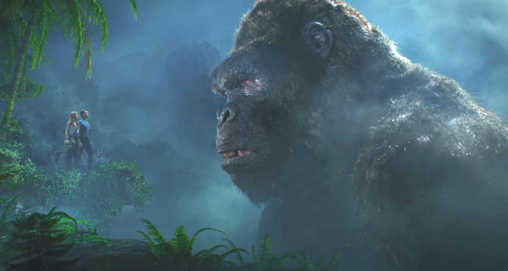 Kong - Skull Island (2017), Brie Larson, Tom Hiddleston