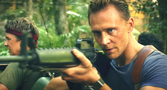 KONG – SKULL ISLAND (2017): New Trailer Starring Tom Hiddleston, Thomas Mann, Brie Larson…