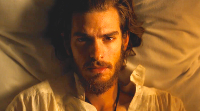 SILENCE (2016): New Trailer From Director Martin Scorsese, Starring Andrew Garfield, Adam Driver, Liam Neeson…