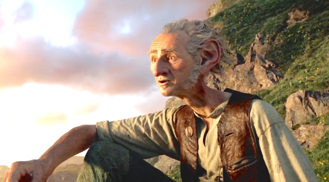 THE BFG (2016): The Thing I Liked…