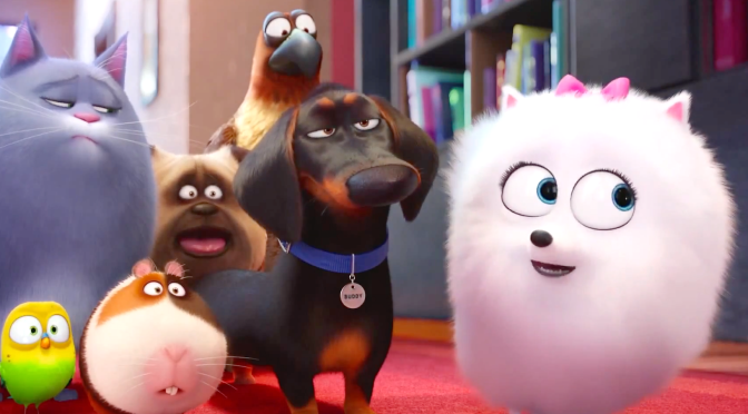 The Secret Life Of Pets (2016, Cute Pets