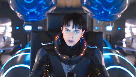 Valerian and the City Of A Thousand Planets (2017), Dane DeHaan