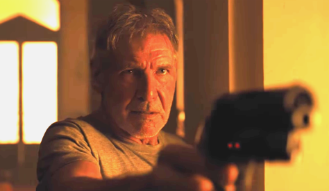 Blade Runner 20149 (2017), Harrison Ford