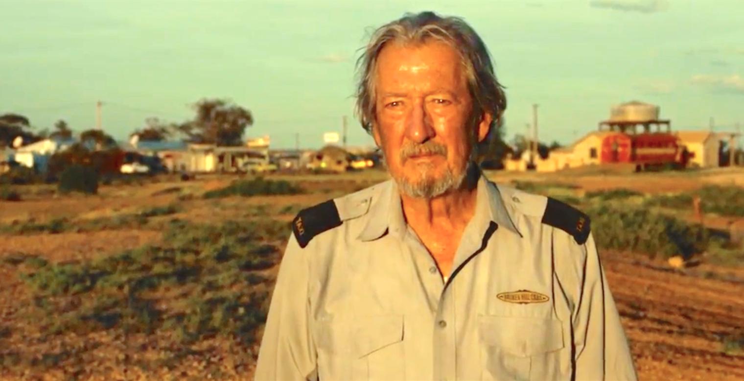 Last Cab To Darwin (2015), Michael Caton