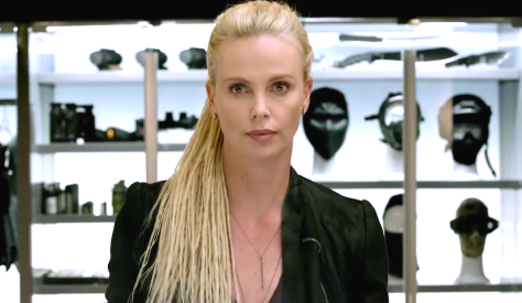 The Fate Of The Furious (2017), Charlize Theron