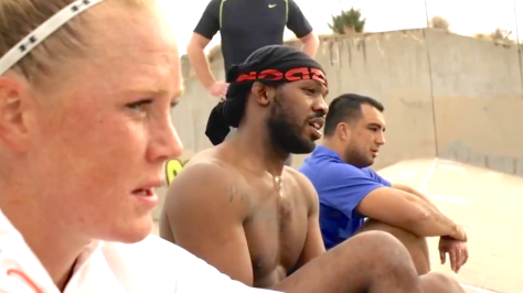 The Hurt Business (2016), Holly Holm, Jon Jones