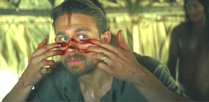 THE LOST CITY OF Z (2016): New Trailer From Tom Holland, Charlie Hunnam, Robert Pattinson…