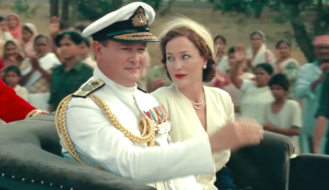 Viceroy's House (2017), Hugh Bonneville, Gillian Anderson