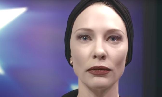 Manifesto (2015), Cate Blanchett