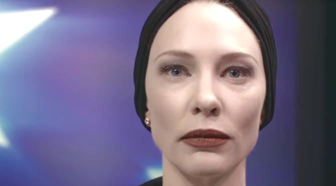 MANIFESTO (2015): New Trailer From Julian Rosefeldt & Starring Cate Blanchett…
