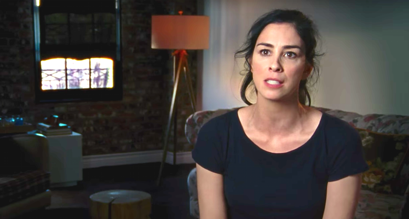 The Last Laugh (2016), Sarah Silverman