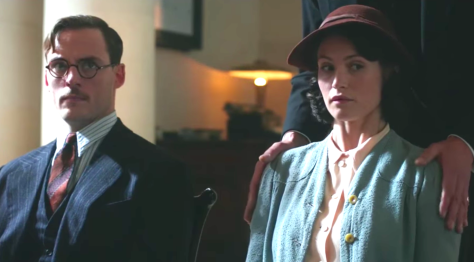 Their Finest (2017), Sam Claflin, Gemma Aterton