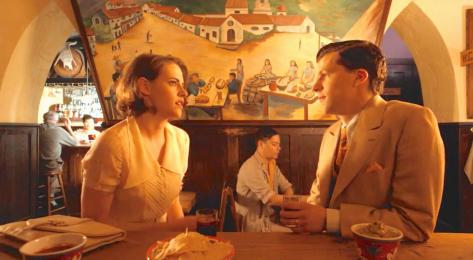 Café Society (2016), Kristen Stewart, Jesse Eisenberg
