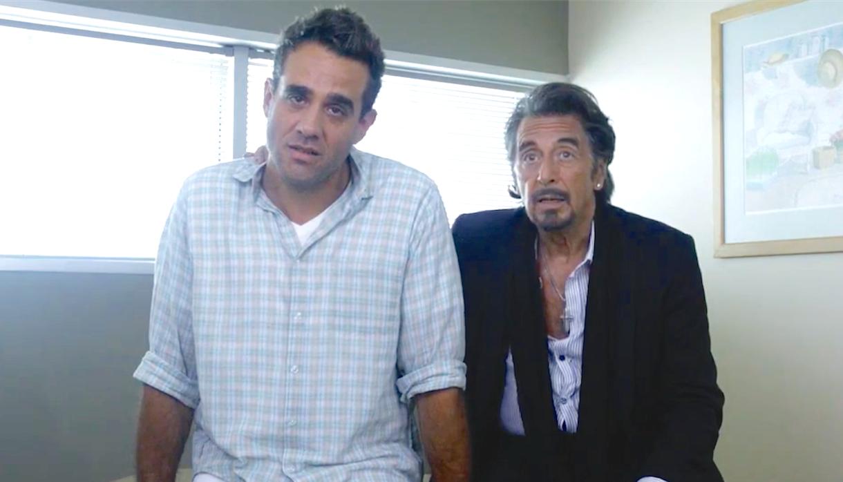Danny Collins (2015), Bobby Cannavale, Al Pacino