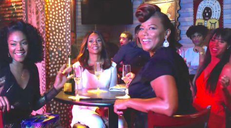 Girls Trip (2017), Tiffany Haddish, Regina Hall, Queen Latifah, Jada Pinkett Smith