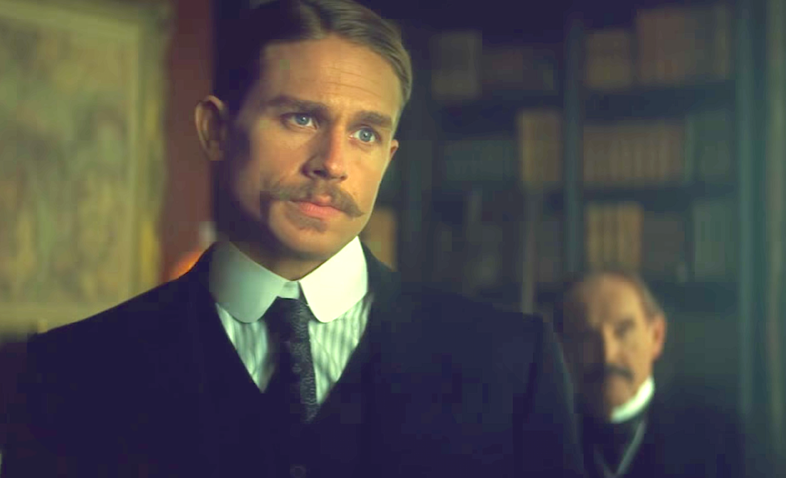 The Lost City Of Z (2016), Charlie Hunnam