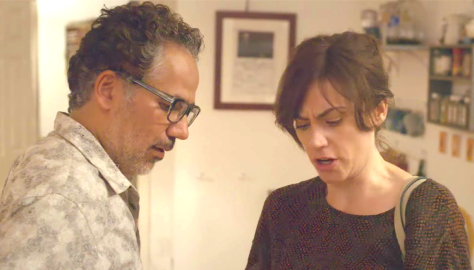 A Woman, A Part (2016), John Ortiz, Maggie Siff