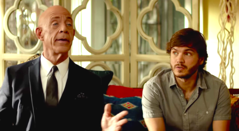 All Nighter (2017), J.K. Simmons, Emile Hirsch