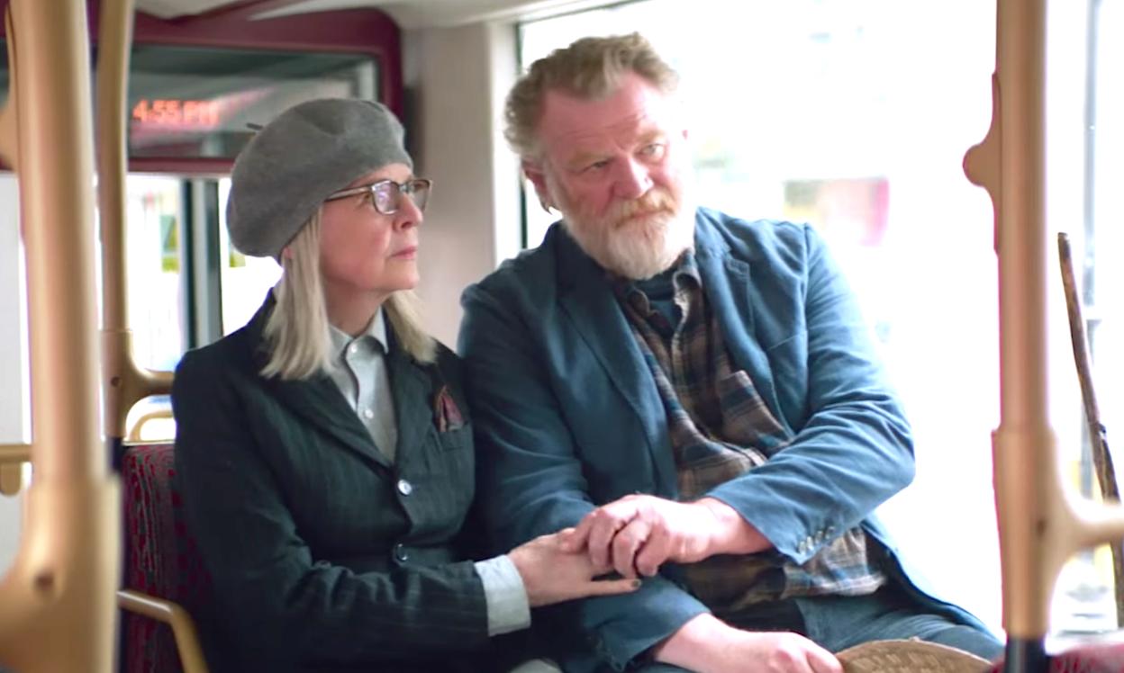 Hampstead (2017), Diane Keaton, Brendan Gleeson