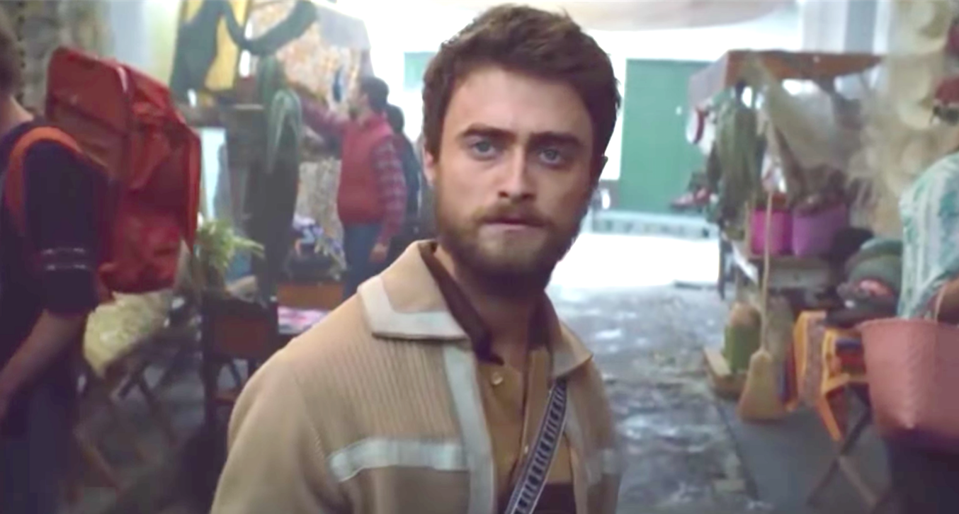 JUNGLE (2017): New Trailer From Daniel Radcliffe, Thomas ...
