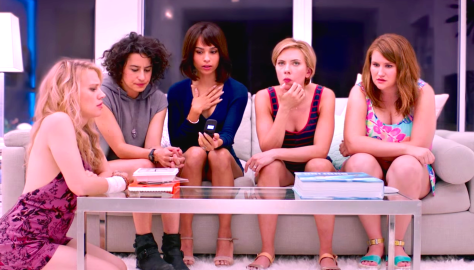 Rough Night (2017), Kate McKinnon, Ilana Glazer, Zoë Kravitz, Scarlett Johansson, Jillian Bell