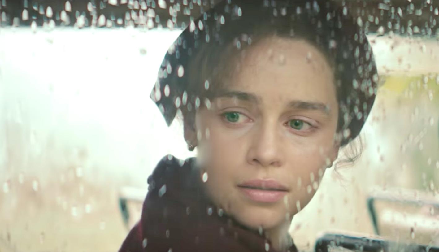 Voice In The Stone (2017), Emilia Clarke