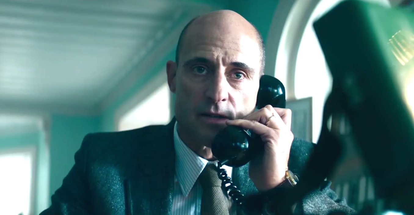 6 Days (2017), Mark Strong