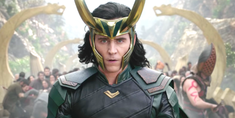 Thor Ragnarok (2017), Tom Hiddleston