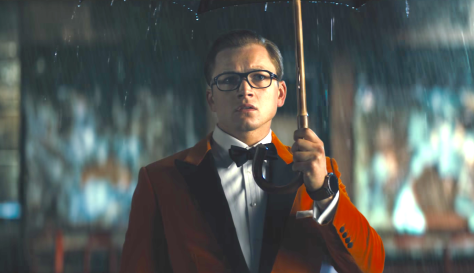 Kingsman - The Golden Circle (2017), Taron Egerton