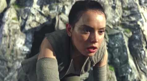 Star Wars - The Last Jedi (2017), Daisy Ridley