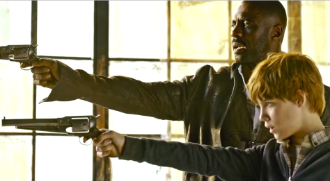 The Dark Tower (2017), Idris Elba, Tom Taylor