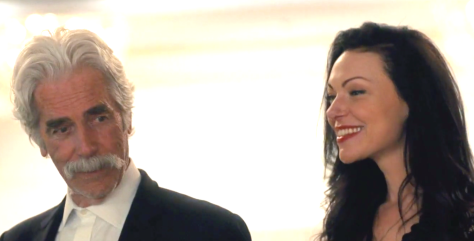 The Hero (2017), Sam Elliott, Laura Prepon