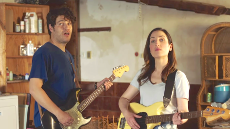 Band Aid (2017), Adam Pally, Zoe Lister-Jones