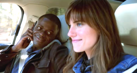 Get Out (2017), Daniel Kaluuya, Allison Williams