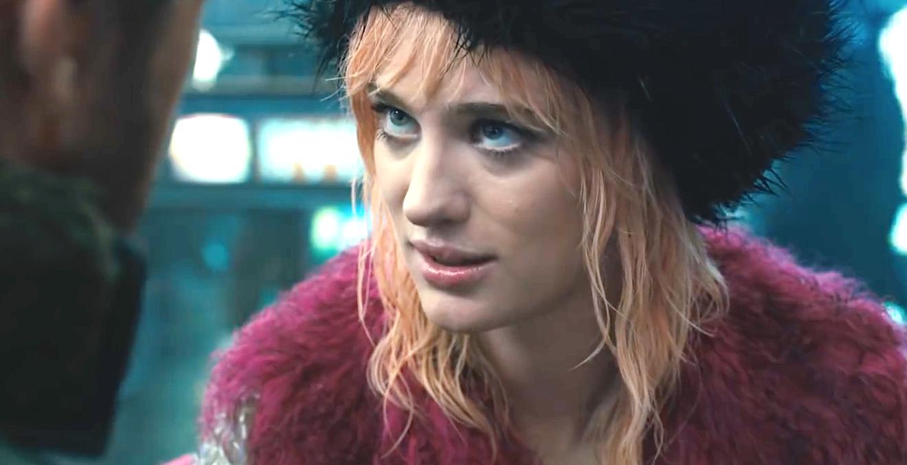 Blade Runner 2049 (2017), Mackenzie Davis