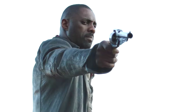 The Dark Tower (2017), Idris Elba