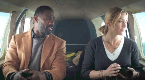 The Mountain Between Us (2017), Idris Elba, Kate Winslet