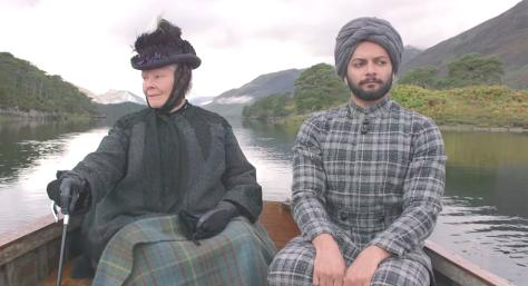 Victoria & Abdul (2017), Judi Dench, Ali Fazal