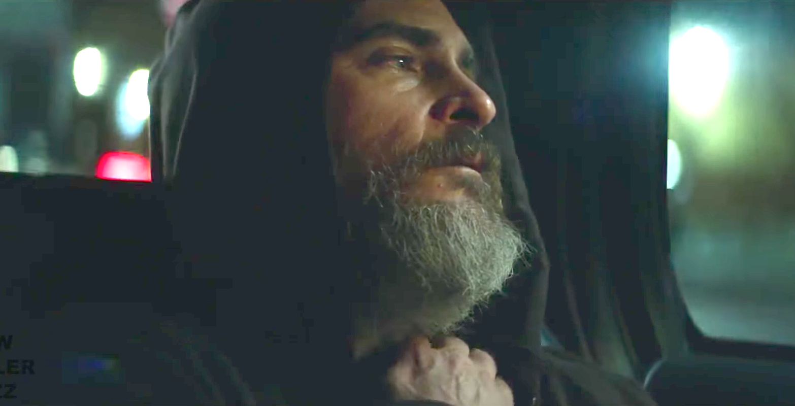 You Were Never Really Here (2017), Joaquin Phoenix