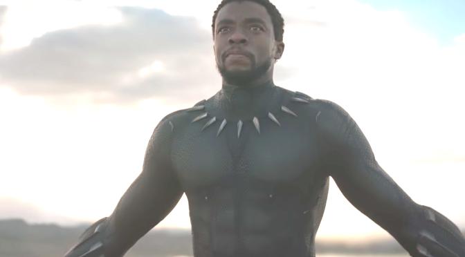 BLACK PANTHER (2018): New Trailer From  Chadwick Boseman, Michael B. Jordan, Daniel Kaluuya, Lupita Nyong'o…