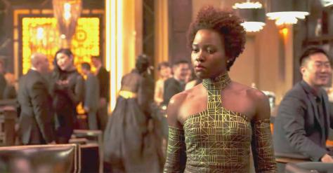 Black Panther (2018), Lupita Nyong'o