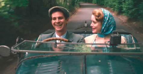 Breathe (2017), Andrew Garfield, Claire Foy