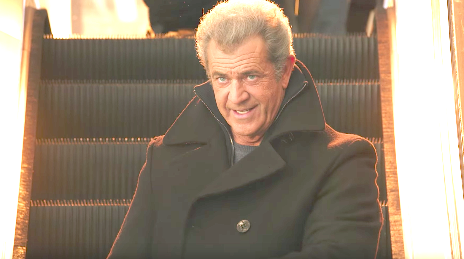 Daddy's Home 2 (2017), Mel Gibson