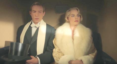 Goodbye Christopher Robin (2017), Domhnall Gleeson, Margot Robbie