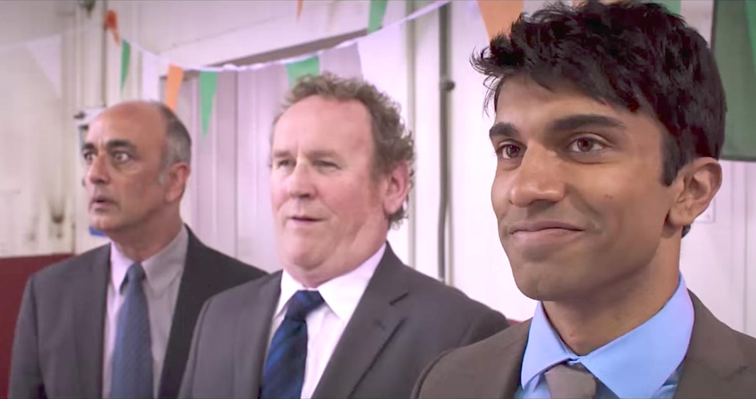 Halal Daddy (2017), Art Malik, Colm Meaney, Nikesh Patel