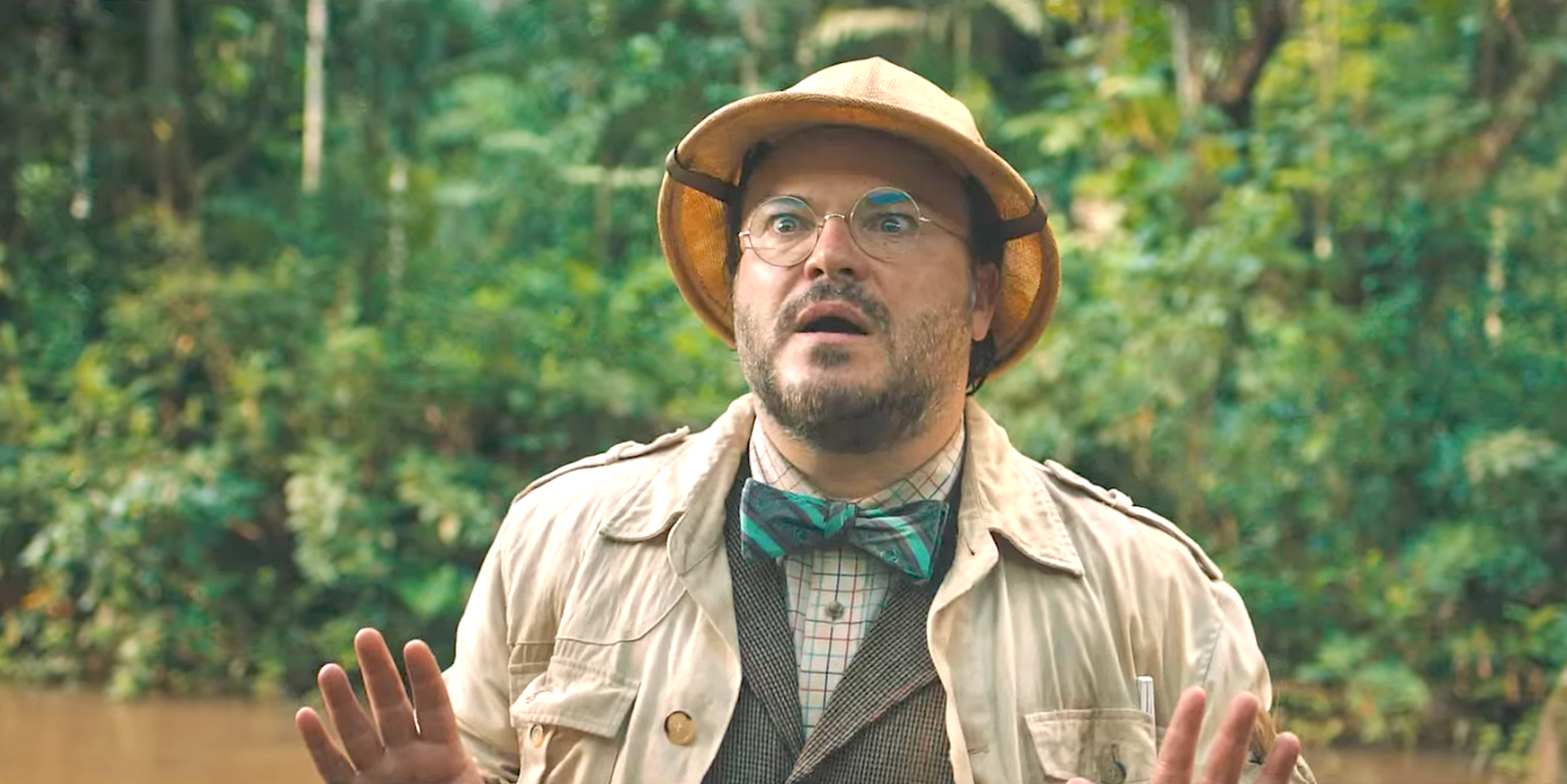 Jumanji - Welcome To The Jungle (2017), Jack Black