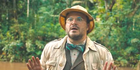 Jumanji - Welcome To The Jungle (2017), Jack Black